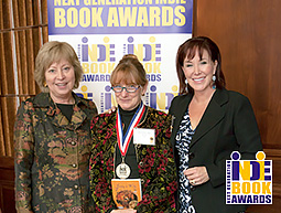 Winner Historical Fiction - Next Generation Indie Book Awards